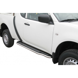Side Step Mitsubishi L2 Club Cab