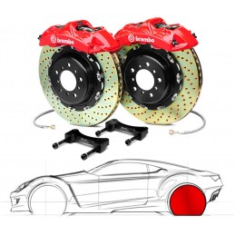 Brembo GT BMW E60 M5 (excl.Touring) 2P1.9003A