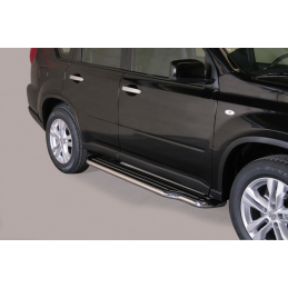 Protezioni Laterali Toyota Land Cruiser V8 200