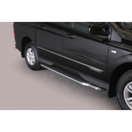 Marche Pieds Ssangyong Actyon Sports