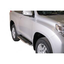 Side Step Toyota Land Cruiser 150 3 Doors