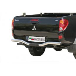 Protezione Posteriore Mitsubishi L200 Double Cab