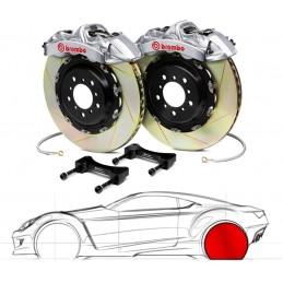 Brembo GT-R BMW E39/E39 M/39 M5 5-Series 2P2.8003AR