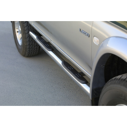 Rear Protection Mazda B 2500 – 12V