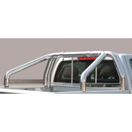 Roll Bar Mitsubishi L200 TDi Simple-Double Cab