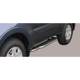 Pedane Mitsubishi Pajero 3 Porte