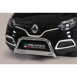 Bull Bar Renault Captur  Misutonida