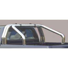 Protezione Posteriore Toyota Land Cruiser V8 200