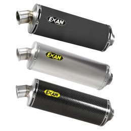 Exan Ducati Monster 600 620 695 750 800 900 1000 Ovale Classic