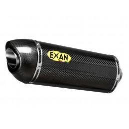 Exan Bmw F 800 R Ovale Carbon Cap