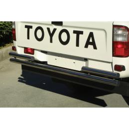 Protezione Posteriore Toyota Hi Lux 2.5 TD