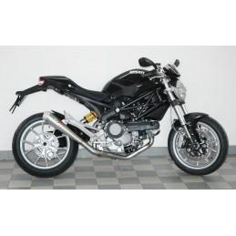 QD Exhaust Ducati Monster 796 1100 1100