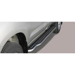 Pedane Toyota Hi Lux Extra Cab
