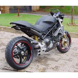 QD Exhaust Ex-Box Ducati Monster S2R S4R