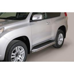 Protezioni Laterali Toyota Land Cruiser 150 3 Porte