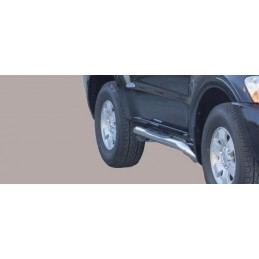 Trittbretter Mitsubishi Pajero