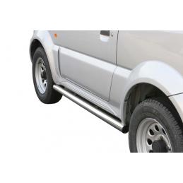 Protezioni Laterali Suzuki Jimny