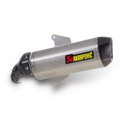 Akrapovic S-A8SO2-HWSS Aprilia SRV 850