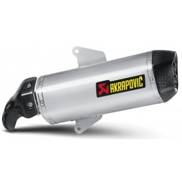 Akrapovic S-A8SO2-HWSS Gilera GP 800