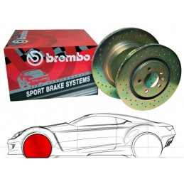 Brembo Sport Ford Mustang FD188000