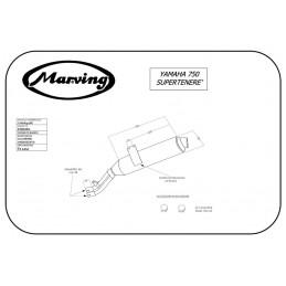 Marving Y/AAA/32/BC Yamaha Xtz 750 Supertenere'