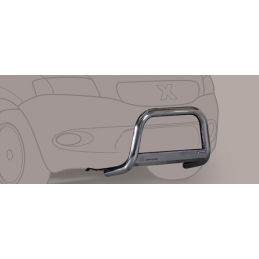 Frontschutzbügel Hyundai Galloper 2.5 TDiWagon