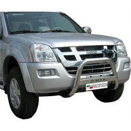 Frontschutzbügel Isuzu D-Max Road Map Double Cab