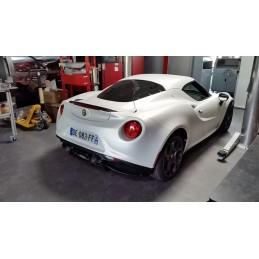 Capristo Alfa Romeo 4C