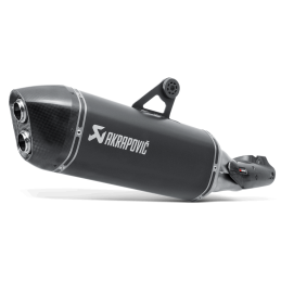 Akrapovic S-B12SO10-HAABL Bmw R 1200 GS Adventure