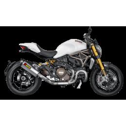 Akrapovic E-D12E1 Ducati Monster 821