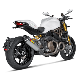 Akrapovic E-D12E1 Ducati Monster 1200/1200S
