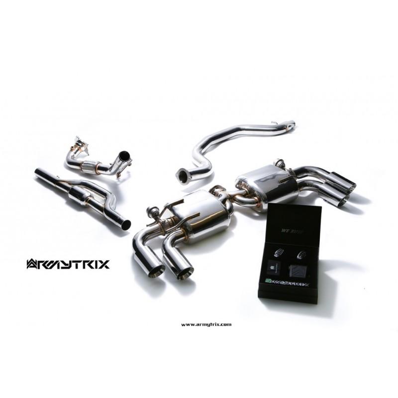 Armytrix Audi TT (4WD) 2.0L TFSI