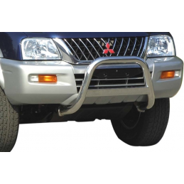 Bull Bar Mitsubishi L 200 TDi Double Cab 5 Hp