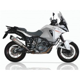 QD Exhaust KTM 1290 Superadventure