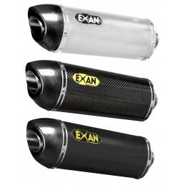 Exan KTM 1190 Adventure R Ovale Carbon Cap