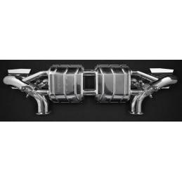Capristo Audi R8 V10