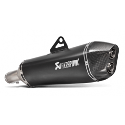 Akrapovic S-B8SO6-HZAABL Bmw F 800 GS/Bmw F 800 GS Adventure