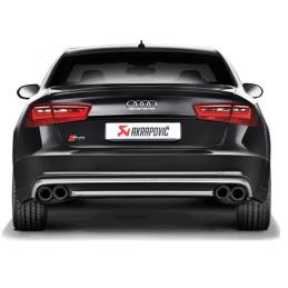 Akrapovic Audi S6 Avant/Limousine