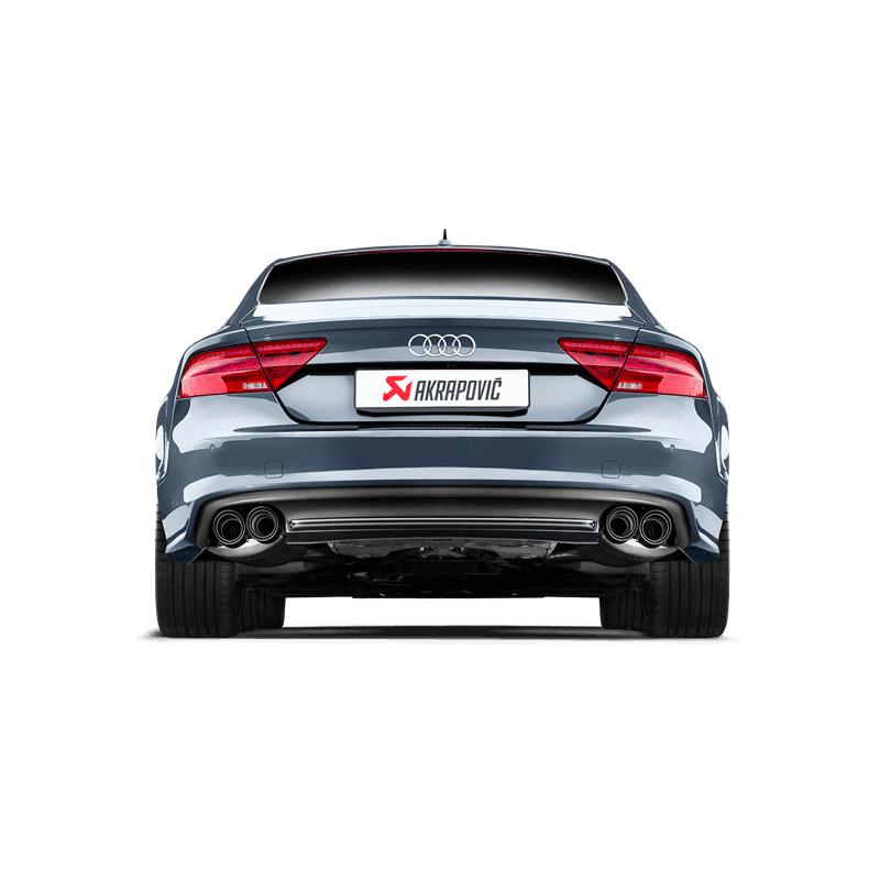 Akrapovic Audi S7 Sportback