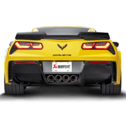 Akrapovic Chevrolet Stingray