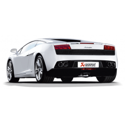 Akrapovic Lamborghini Gallardo LP 550-2 Coupè