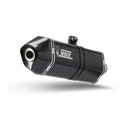 Mivv Speed Edge Black Honda Integra NC 750 X