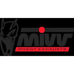 Mivv Kat Ersatzrohr Kawasaki Ninja ZX-10R