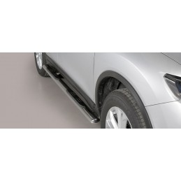 Trittbretter Nissan X-Trail