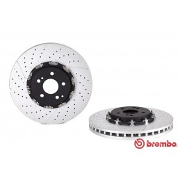 Brembo Premium MERCEDES-BENZ C-CLASS T-Model (S204) 09.9764.23