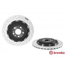Brembo Premium MERCEDES-BENZ SL (R230) 09.9315.23
