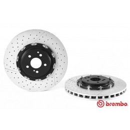 Brembo Premium MERCEDES-BENZ SLS AMG (C197) 09.9313.33