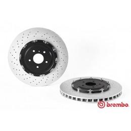 Brembo Premium NISSAN GT-R (R35) 09.B386.13