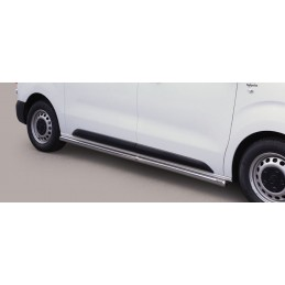 Side Protection Toyota Proace MWB