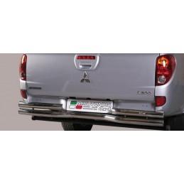 Rear Protection Mitsubishi L200 Double Cab